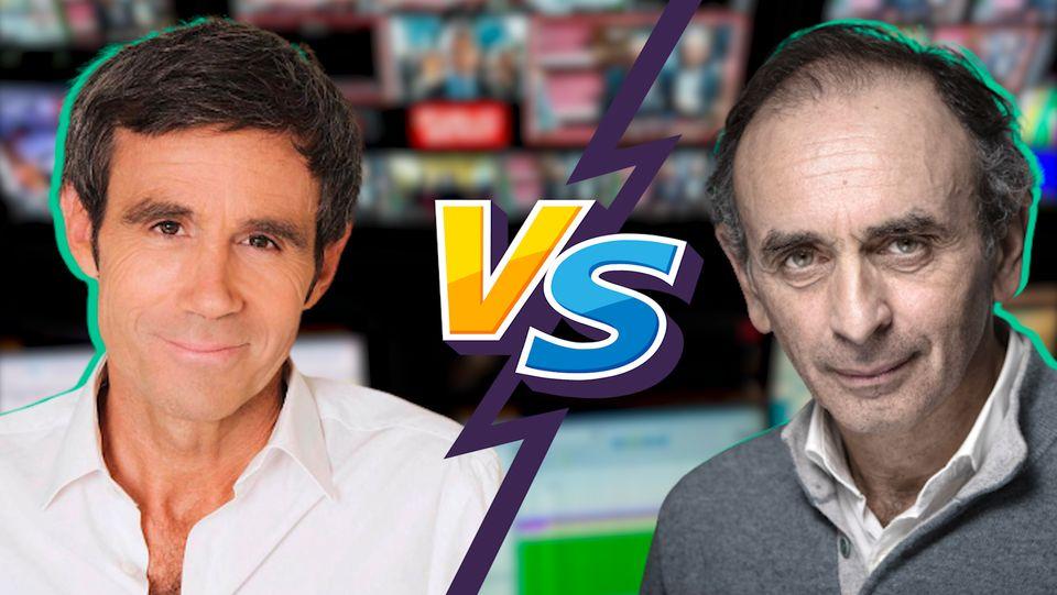 BFMTV, CNews, LCI... Ces matchs d'animateurs à surveiller à la