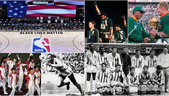 Las 19 veces en que el deporte se volvió