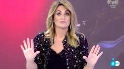 Carlota Corredera zanja así la polémica sobre las medidas de seguridad en