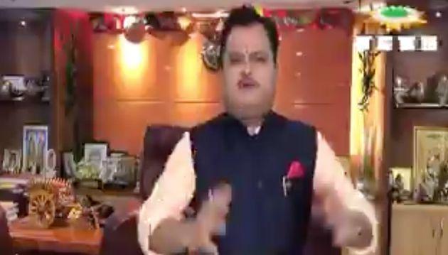 Suresh Chavhanke on Sudarshan