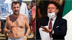 Salvini e il governo che non