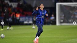 Le message d'au revoir de Thiago Silva au PSG et ces