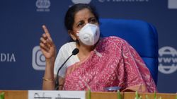 Nirmala Sitharaman Says Covid-19 'Act of God', May Result In Contraction Of