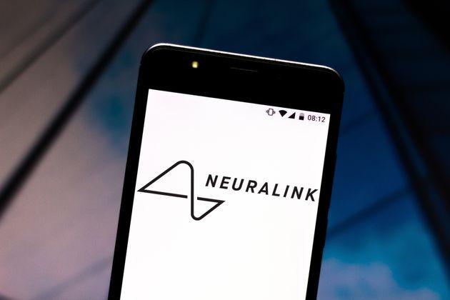 Το λογότυπο της Neuralink του...