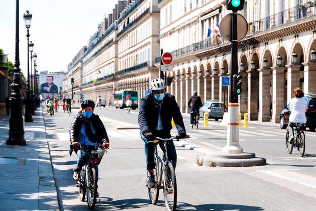 Le port du masque obligatoire à Paris et en petite couronne dès vendredi, même pour...