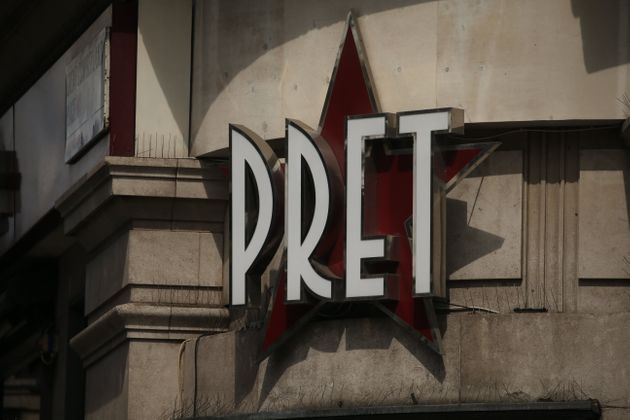 Pret A Manger Axes 2,800 Roles After Completing Shake-Up