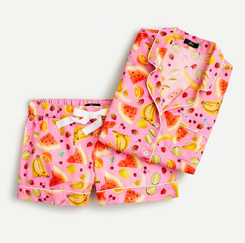 Everyone's Going Bananas Over Fruit Prints These Days 21