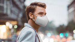 Μάσκα με προσωπικό σύστημα καθαρισμού αέρα από την