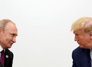 Vladimir Putin Huffpost India