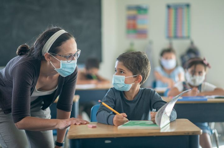 Teachers and students are preparing to go back to school in September amid the COVID-19 pandemic.