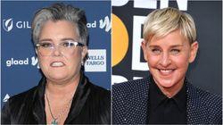 Rosie O'Donnell: Ellen DeGeneres Has 'Some Social