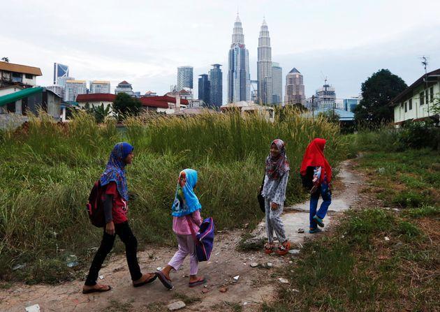マレーシア・クアラルンプールで2016年撮影、REUTERS/Olivia