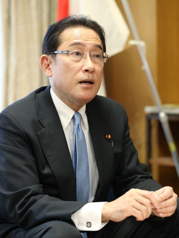 自民党・岸田文雄政調会長