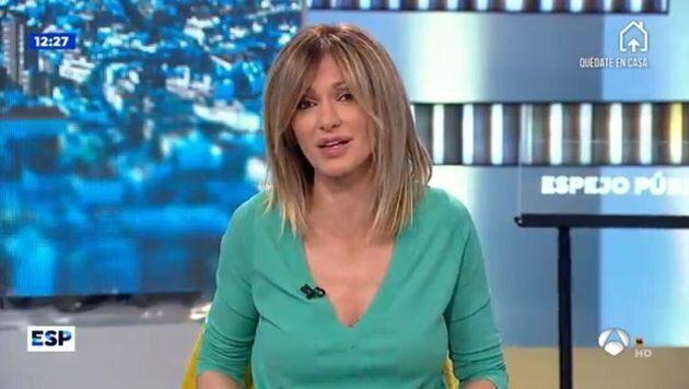 Susanna Griso al frente de 'Espejo