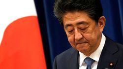 Il premier del Giappone Abe si dimette: