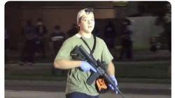 Un coordinador de Vox defiende al supremacista de 17 años que mató a dos manifestantes en
