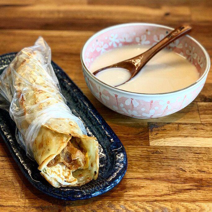 Dan Bing (Taiwanese Egg Pancake)