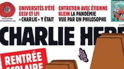 La portada de 'Charlie Hebdo' sobre la 'vuelta al cole' que está dando mucho que