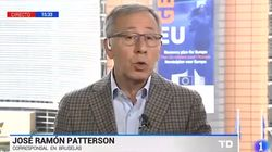 El adiós de José Ramón Patterson, histórico corresponsal de TVE: