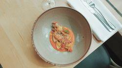 Du homard, des chanterelles et des tortellinis, ça vous dit