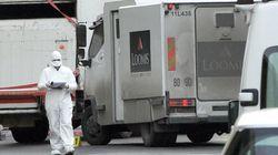 9 millions d'euros dérobés après l'attaque d'un fourgon blindé à