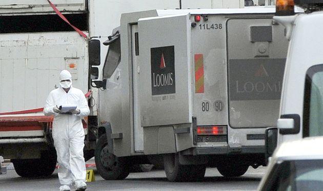 Neuf millions d'euros ont été dérobés après l'attaque d'un fourgon blindé ce 28 août à Lyon (Image d'illustration:...