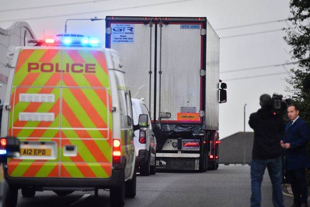 The 40-year-old man has pleaded guilty to the manslaughter of 39 migrants who were found dead in a container in Essex last October.