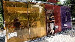 Tokio instala baños públicos