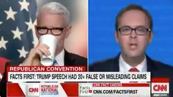 Just A Video Of Fact-checker Daniel Dale Ripping Apart Trump's RNC