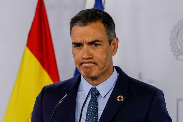 Pedro Sánchez este 25 de agosto en