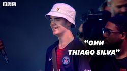 On sait quel fan sera le plus heureux du transfert de Thiago Silva à