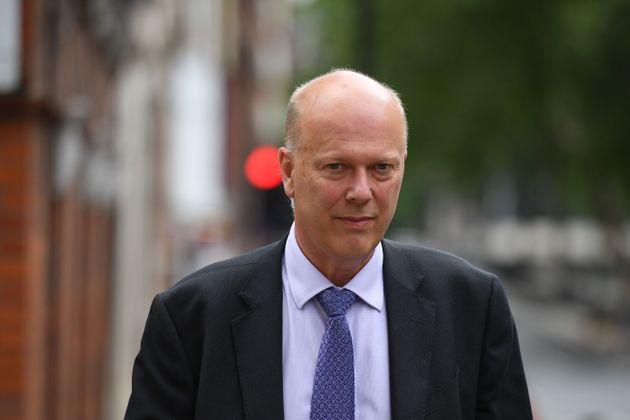 Chris Grayling Quits Commons Intelligence Committee After Chairmanship Snub