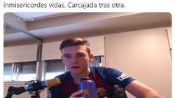Ni es español ni odia a Messi: la verdad sobre el hincha que critica sin piedad al