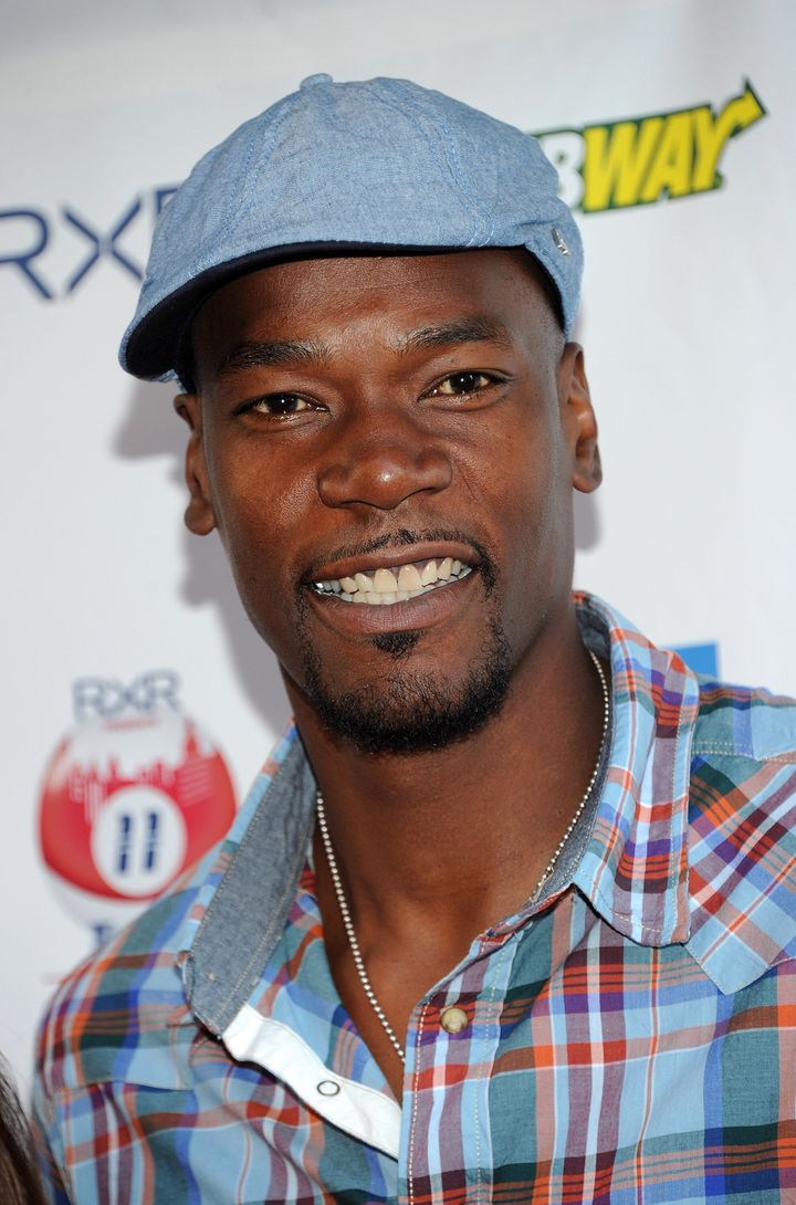 Cliff Robinson in 2011