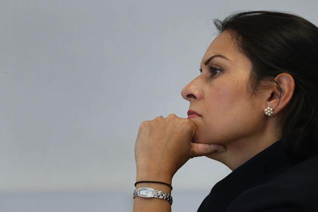 Home secretary Priti