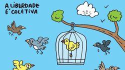Uma lição de Cortella sobre liberdade: 'Se alguém não é livre, ninguém é