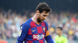 Messi cumple su amenaza y no se presenta a las pruebas PCR del