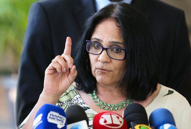 La ministre de la Femme Damares