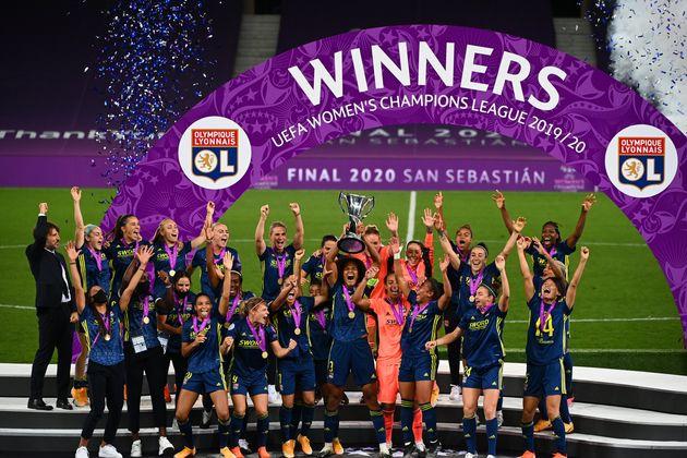 Les Lyonnaises remportent leur 7e Ligue des champions, la 5e de