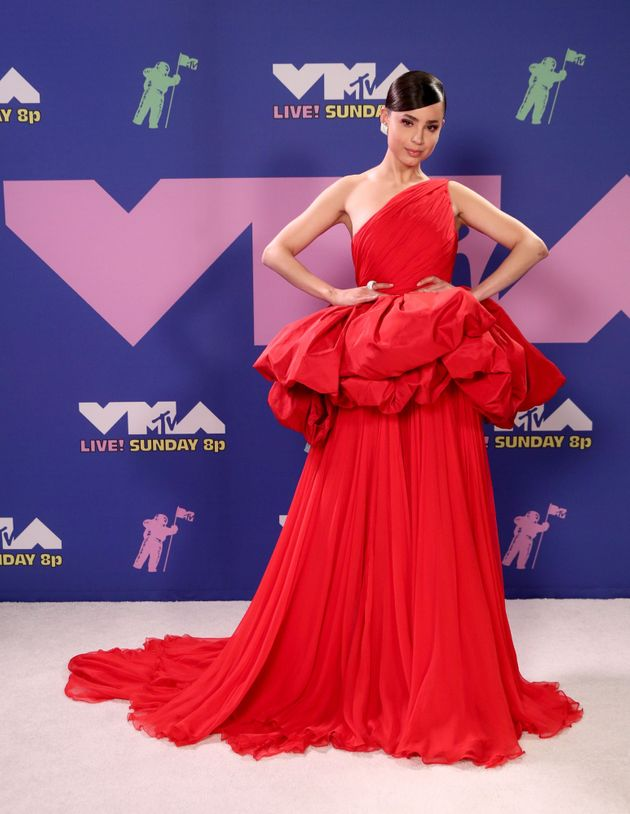 The VMAs Went Virtual, But The Stars Dressed Up Anyway: See All The