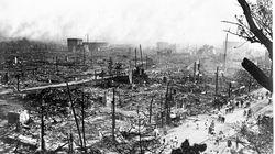関東大震災から97年。東京の街は廃墟と化した…【画像】