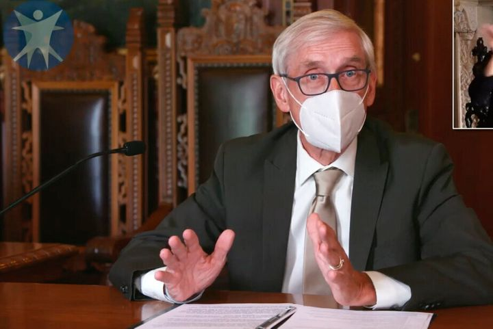 Wisconsin Gov. Tony Evers is urging President Donald Trump to reconsider a planned trip to the state this week.