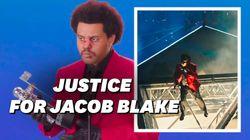Aux VMAs, The Weeknd a demandé justice pour Jacob Blake et Breonna