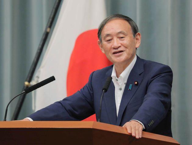 「次の総理」急浮上の菅義偉氏にブーメラン。「党員投票は行うべき?」という質問に…