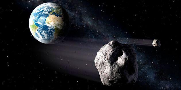 El asteroide más grande de la década pasará al lado de la Tierra el 1 de