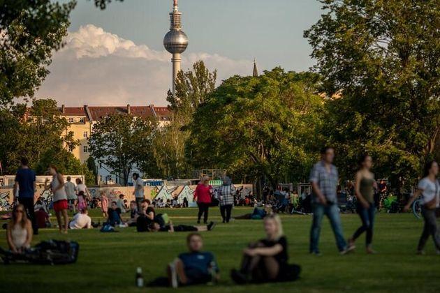 Berlín el 25 de