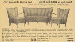 Corbatas, bolsos y muebles: así era el primer catálogo de