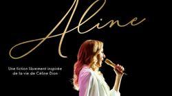 Valérie Lemercier impressionne en Céline Dion sur l'affiche du film