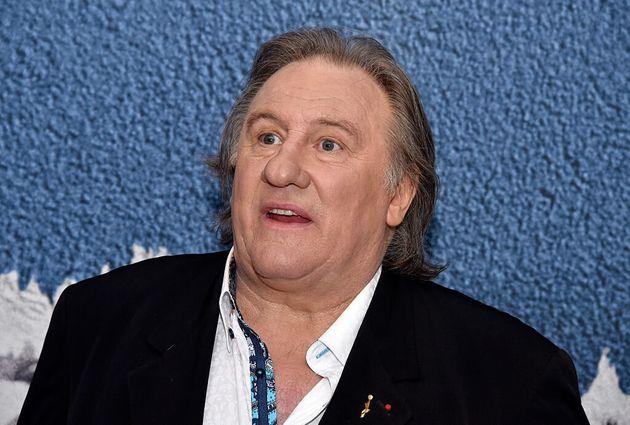 Gerard Depardieu fermato in motorino ubriaco.