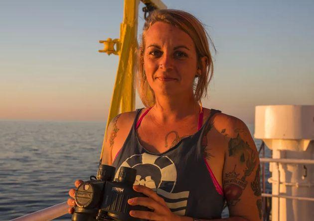 Chi è Pia Klemp, la capitana al comando della nave di